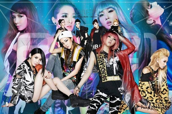 2NE1 worries about being behind on dating Netizen Buzz